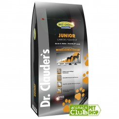 Dr. Clauder's Junior Large & Giant 20Kg