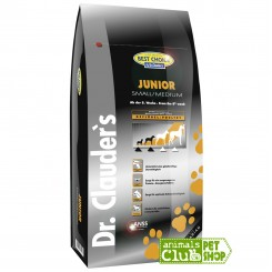 Dr. Clauder's Junior Small & Medium 20Kg