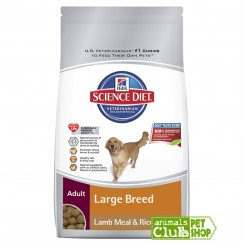 Hill's Canine Adult Large Breed Lamb and Rice 33Lb