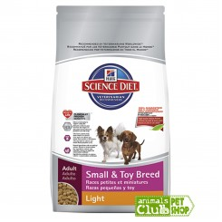 Hill's Canine Adult Light Small & Toy 5Lb