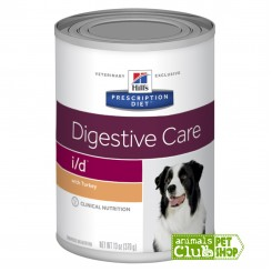 Hill's Prescription Diet i/d Digestive Care Lata 370gr
