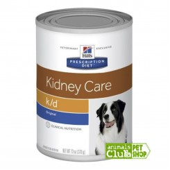 Hill's Prescription Diet k/d Kidney Care Lata 370gr