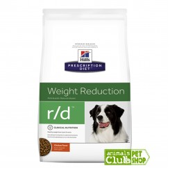 Hill's Prescription Diet r/d Weight Reduction 17.6Lb