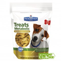 Hill's Prescription Diet Canine Metabolic Advanced Weight Solution Treats 1Lb