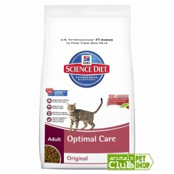 Hill's Feline Adult Original Optical Care 4Lb