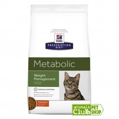 Hill's Prescription Diet Feline Metabolic 4Lb