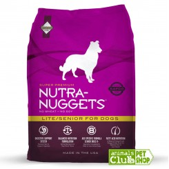 Nutra Nuggets Lite Senior 15Kg