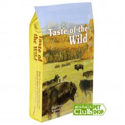 Taste of the Wild High Prairie Canine Formula 30Lb
