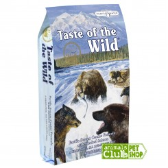Taste of the Wild Pacific Stream Canine Formula 15Lb